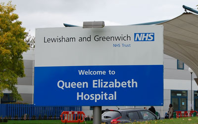Lewisham and Greenwich NHS Trust