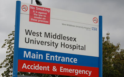 West Middlesex University Hospital NHS Trust