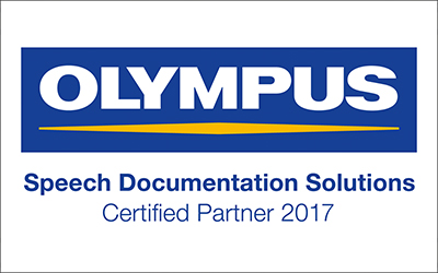 Proudly Partnered with Olympus